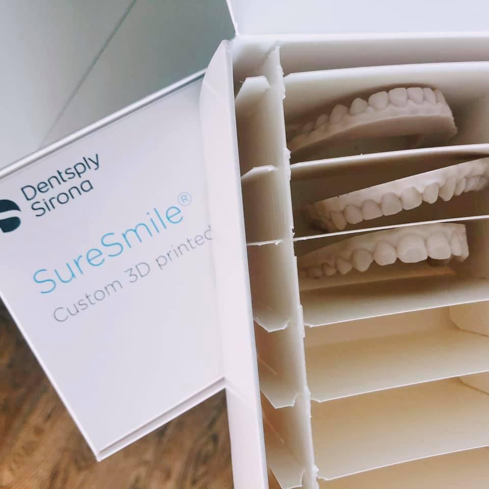Suresmile digital braces